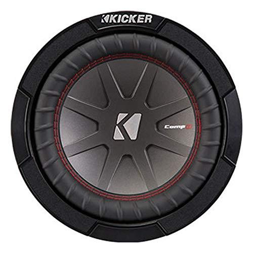 KICKER 43CWR82 8 inch woofer CompR82 zwart