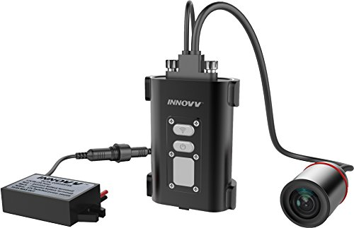 INNOVV C5 Black Camera with 1.8 Meter Cable