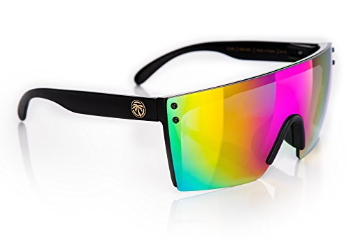 Heat Wave Visual Lazer Face Sunglasses in Savage - Sunglasses Savage