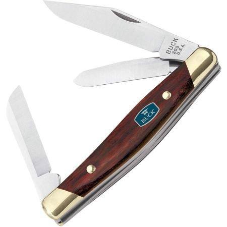 Buck Knives 303 Cadet Three 3 Blade Folding Pocket Knife