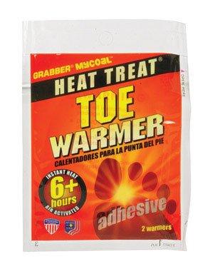 GRABBER HEAT TREAT TOE WARMER - TWES (Pack of 40) by Heat