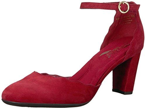 Aerosoles Rosso Womens Ave Camoscio Columbus Scuro awa4r7q