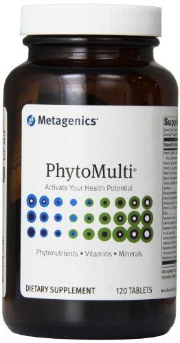 Metagenics Phytomulti без железных таблеток, 120 Граф