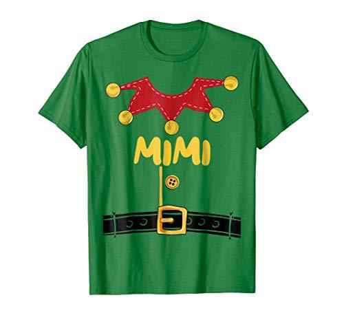 Mimi Elf Cosplay Happy Elfin Xmas Santa Fairy