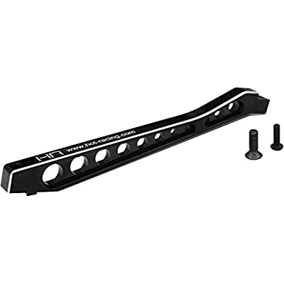 Hot Racing AON28CT01 Aluminum Front Chassis Brace Arrma Talion V3 V4: Toys & Games