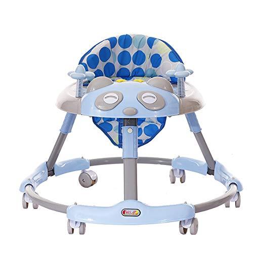 ROCK1ON Andador para Bebés Plegable,Centro de Actividades ...