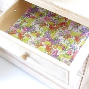 The Master Herbalist 5 Freesia Scented Drawer Liners by Master Herbalist