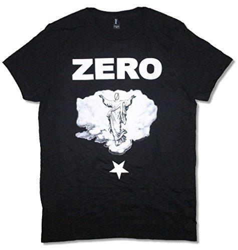 Faithless T-shirts - Smashing Pumpkins Faithless Zero Black T Shirt (M)