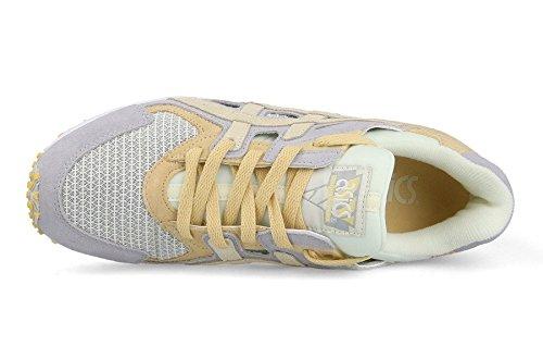 Asics Herren Gel-ds Trainer Sneaker Grau (crema / Crema 0000)