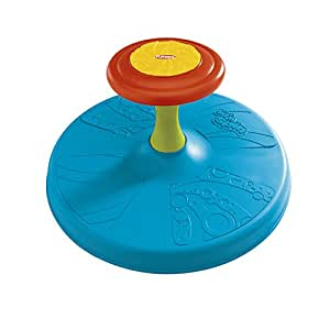 Playskool Play Favorites Sit 'n Spin Toy, Ages 18 months and up (Amazon Exclusive)