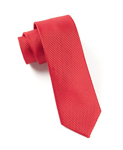 100-woven-silk-red-solid-textured-grenafaux-3-tie
