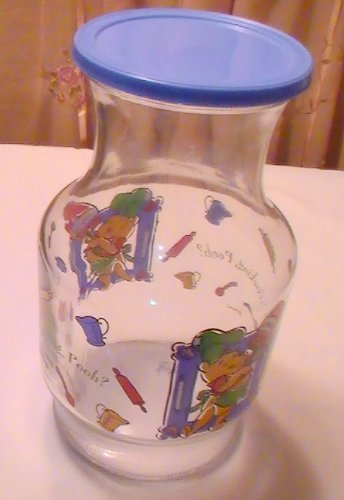Anchor Decanter (Disney Winnie the Pooh 'What's Cooking Pooh?' Juice Decanter)