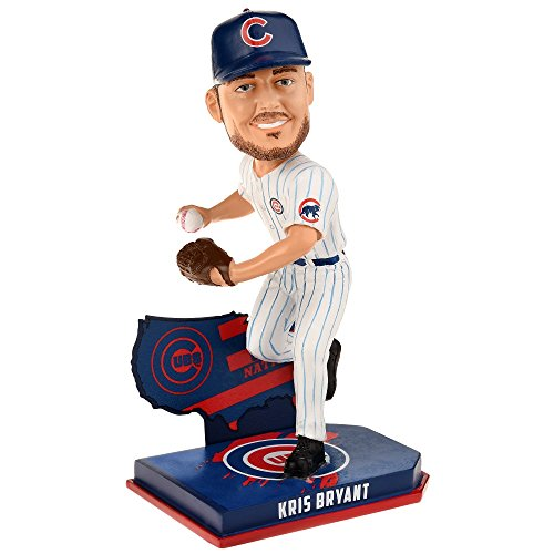 Chicago Cubs Bryant K. #17 Nation Bobble by FOCO