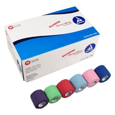 Dynarex Sensi-Wrap Compression Bandage - 3181CS - 1