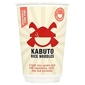 Kabuto Noodles Vegetable Tom Yum