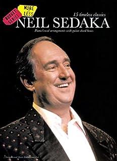 the music of neil sedaka made easy for guitar songbook