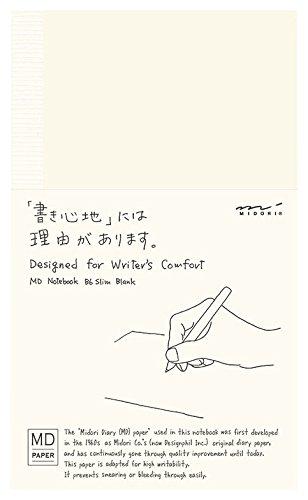 Midori 15187006 liscio-Quaderno, formato M