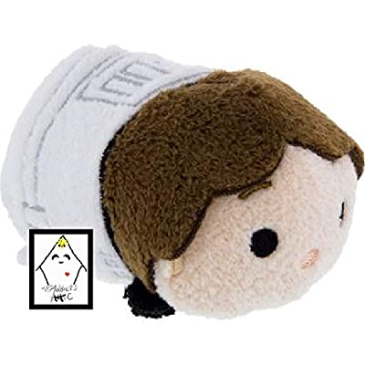 3.5 Disney Tsum Tsum STAR WARS HAN SOLO IN DISGUISE STORMTROOPER Plush Figure: Toys & Games
