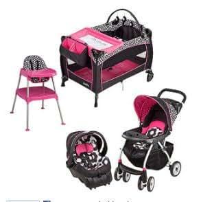 Amazon Com Evenflo Marianna Collection Baby Gear Bundle