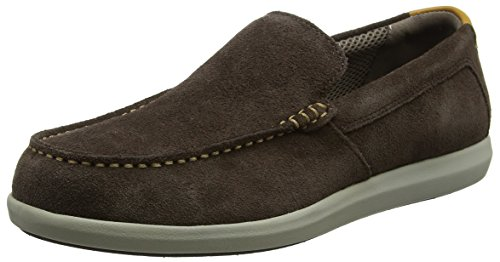 U Geox Marron B Geox Yooking Chocolate Loafers Mocassins Homme U qEnUdgpq