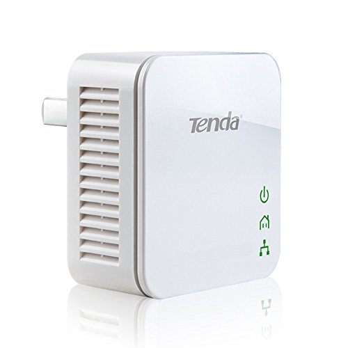 Tenda P200 200MBPS Powerline Adapter - 5