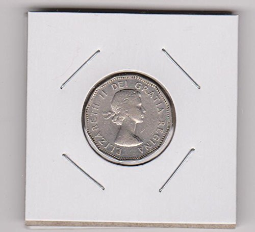 (1961 Canada Classic Head Nickel Choice Extremely Fine)