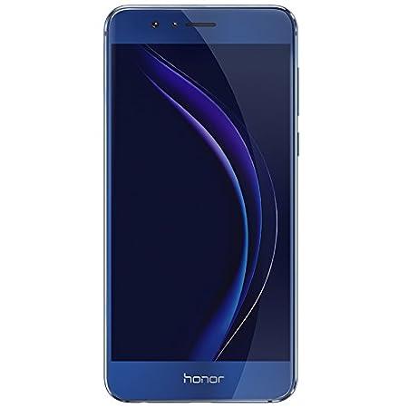 Honor 8 Premium Smartphone (13,2 cm (5,2 Zoll) Touchscreen, 64GB interner Speicher, Android OS) blau