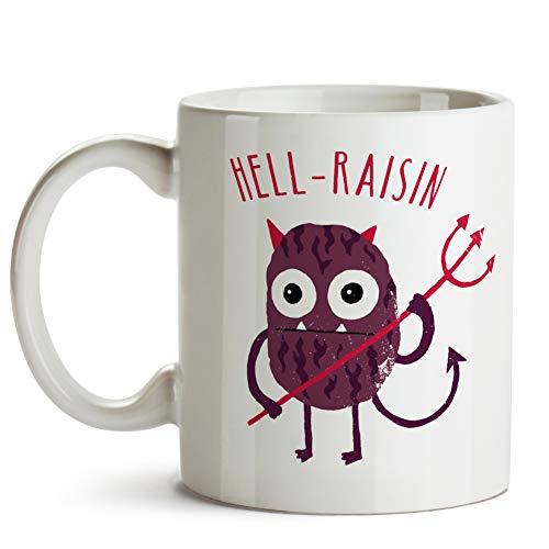 Hell Raisin Mug]()