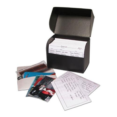 Print File Print Storage Envelopes, Each Envelope Holds 36 4x6 Prints, Pack of 25. by Print File