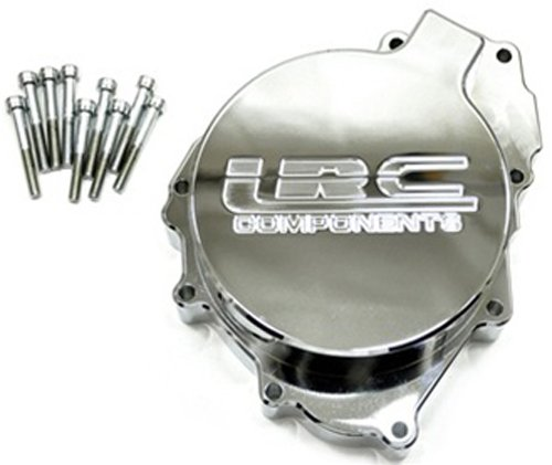 - Yana Shiki CA2915LRC Chrome Billet Solid Engraved with LRC Stator Cover for Honda CBR F4 / F4i