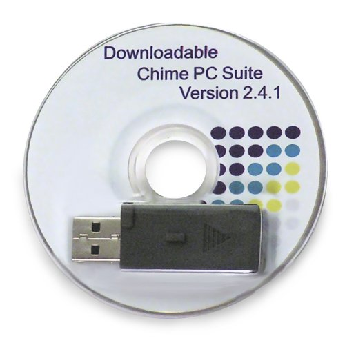 05/A MyChime Door Chime Wireless Door Chime Software and Blank Soundcard ()