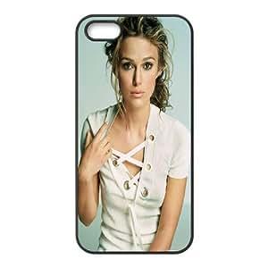 iPhone 4 4s Cell Phone Case Black Keira Knightley Jrmqa