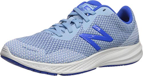 New Balance Women's 490v7 Running Shoe, Vivid Cobalt/Summer Sky, 7 W US