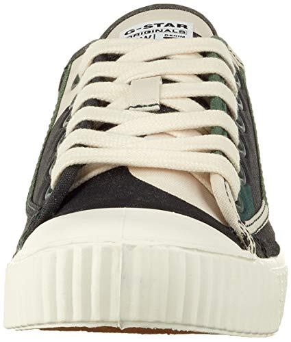 Femme loden G Aop ivory Multicolore Sneakers Raw Ao Rovulc Wmn 9434 Basses star Low P4Prw8q