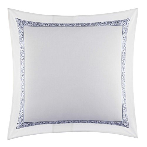 Laura Ashley Charlotte Sham, European, Blue by Laura Ashley