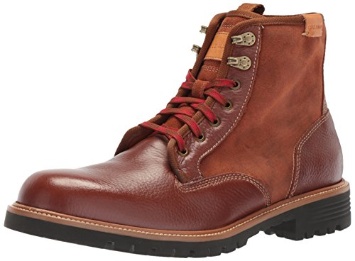 Cole Haan Mens GRANTLAND Plain Toe LACE UP WP Fashion Boot