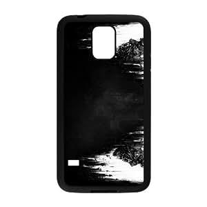 Samsung Galaxy S5 Cell Phone Case Black Dying Light R0V4XQ