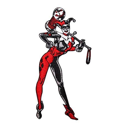 DC Comics HARLEY QUINN Standing Figure 4 3/4