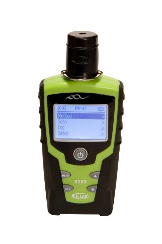 MicrOptix i-LAB Hand Held Visible Analyzing Spectrophotometer, with Surface Reader