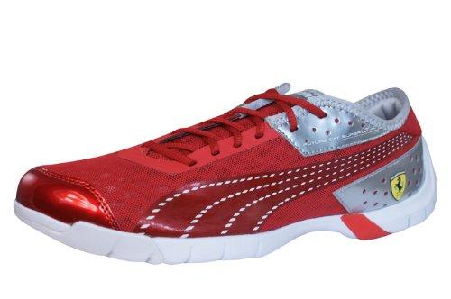 PUMA Future Cat Super Lt SF Ferrari Mens sneakers/Shoes-Red-8 (Puma Casual Cat Future)