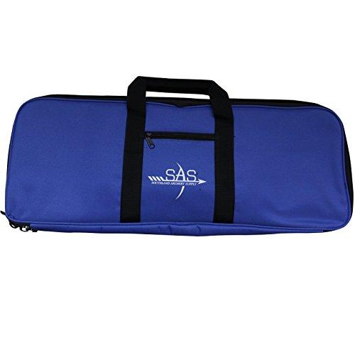 Southland Archery Supply SAS Recurve Takedown Bow Case (Blue)