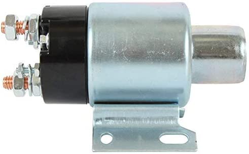 OE Style Housing with Slotted Front Mounting Holes /& Round Rear M New DELCO Style Delco 30MT /& 35MT Starters Voltage:12 Condition:New Quality:Standard Duty Cycle:Intermittent Contact Material:Copper Number of Terminals:4 Semi-Solid Link Solenoid?:No Notes