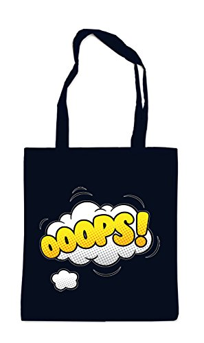 Ooops Comic Bag Black Certified Freak