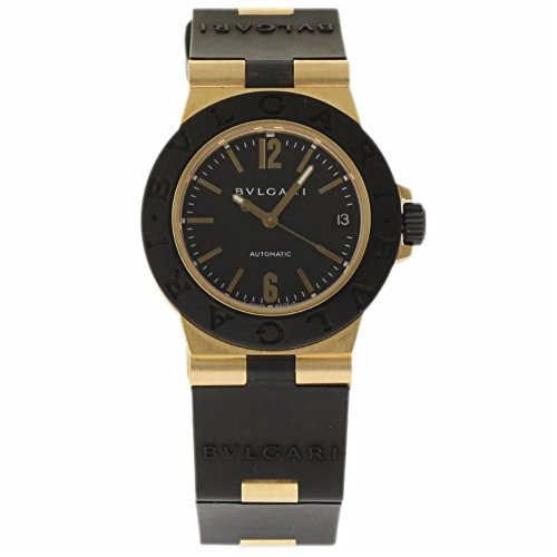 Bvlgari Diagono swiss-automatic womens Watch AL 32 G (Certified Pre-owned)