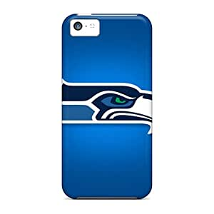 Seattle Seahawks Case Compatible With Iphone 5c/ Hot Protection Case