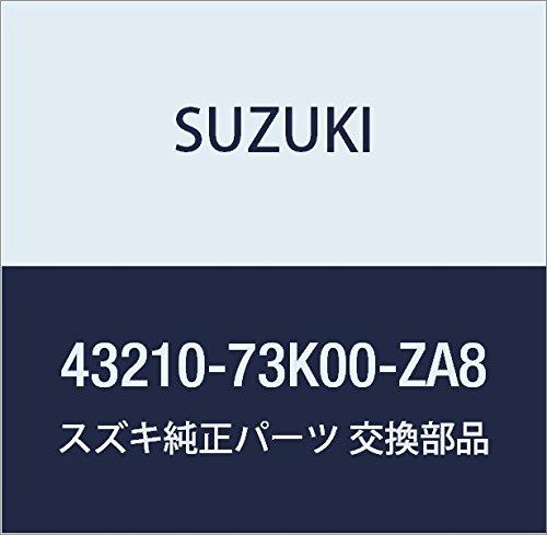 SUZUKI (スズキ) 純正部品 ホイール アルミ(14X5J)(シルバー) KEI/SWIFT 品番43210-73K00-ZA8 B01LXB45M2