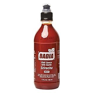 Badia Sauce Chili Sriracha, 17 oz