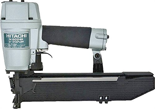 Hitachi N5024A2 1'' Wide Crown Stapler, 16 Gauge (Discontinued by the Manufacturer) by Hitachi