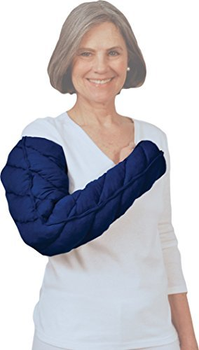 Caresia Lymphedema Arm Bandaging Liner MCP to Axilla - Left Arm, Medium