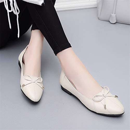 shoes 35 heeled bottom autumn women and pregnant flat low shoes slip work soft FLYRCX shoes shoes EU comfortable Spring casual fashion non nvwHFR